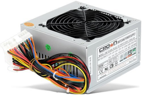 Блок питания 400W Crown CM-PS400W Plus