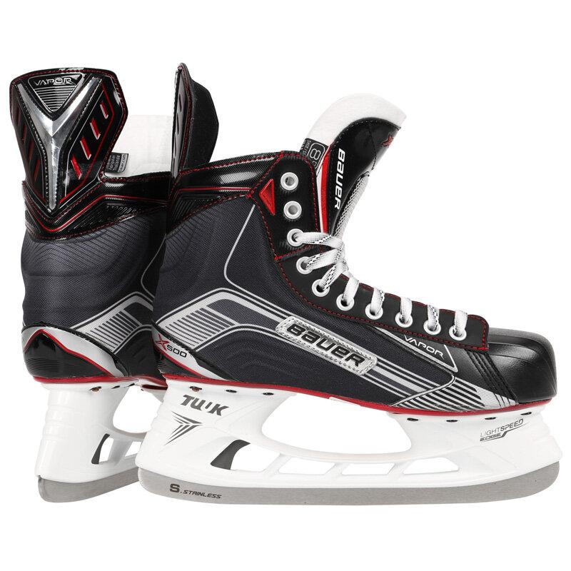 Коньки хоккейные bauer vapor x500 jr
