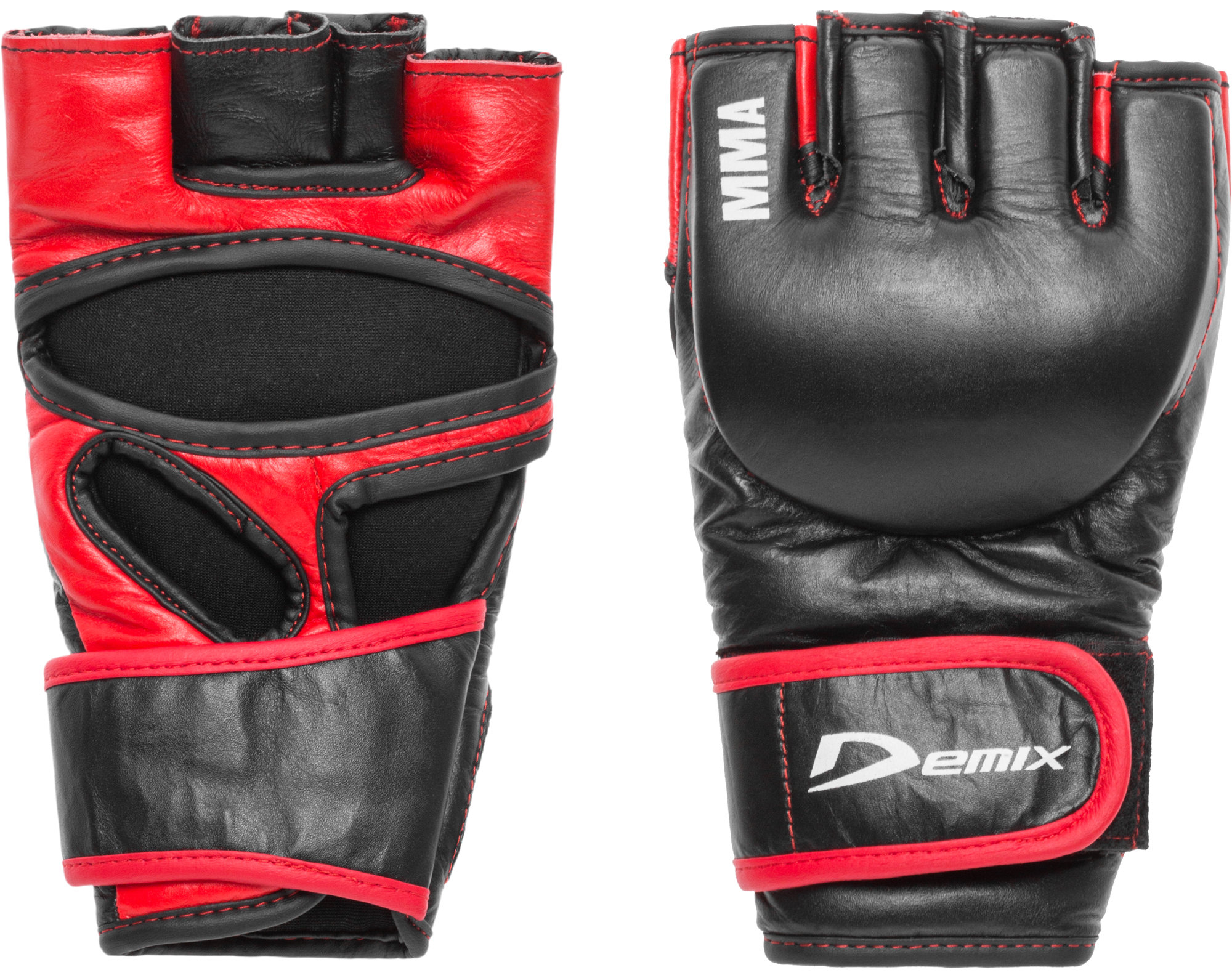Demix Перчатки MMA Demix, размер S-M