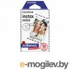Fujifilm Colorfilm Instax Mini Glossy 10/PK Air для Instax Mini 70100139610