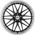 Dotz Revvo dark 9,5x19 5/120 ET40 d72,6 (BKL) - фото 1