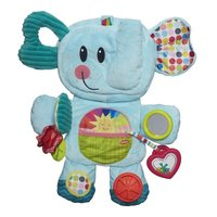 Игрушка для малышей Hasbro Playskool B2263 Возьми с собой Веселый Слоник