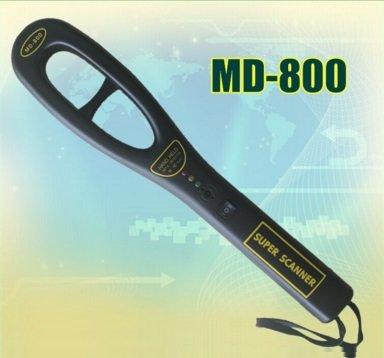 Металлодетектор ручной Terascan / ESH-10 Super Scaner MD-800