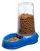 Ferplast Ферпласт Механическая пластиковая кормушка AZIMUT 3000 для воды и сухогокорма для кошек и собак