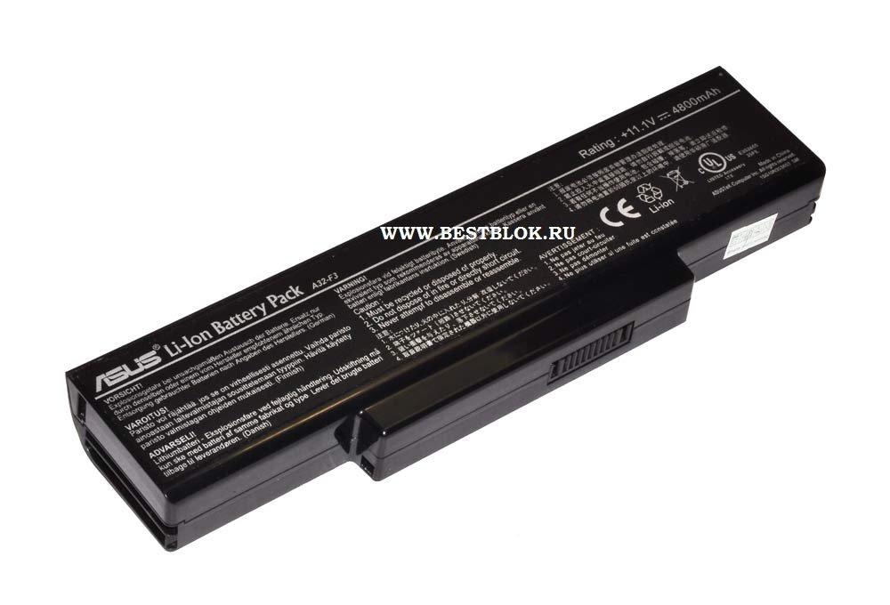 Аккумулятор (батарея) для ноутбука Asus A32-F3 (4800 mAh)