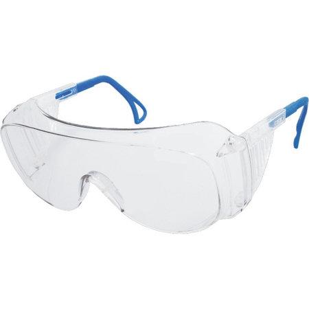 Защитные открытые очки РОСОМЗ О45 визион PL РОСОМЗ О45-14511