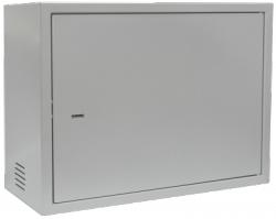 Антивандальный шкаф, тип-распашной высота 15U, глубина 600 мм