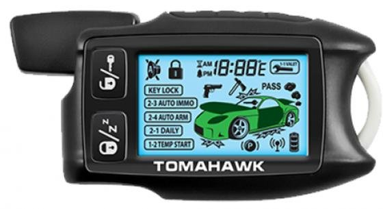 Автосигнализация Tomahawk 9.3-24V