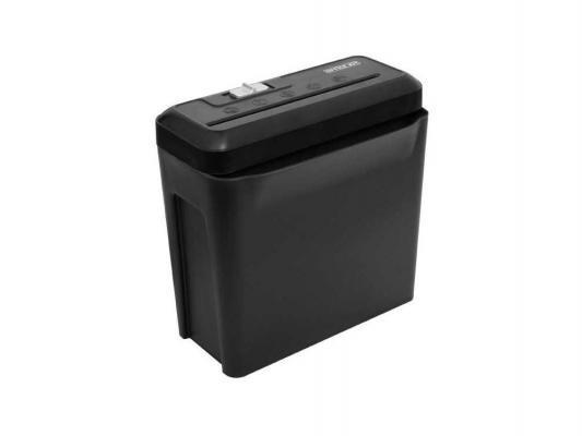 Шредер Office Kit S20 (секр.1/Р-1)/лен7мм/6лист/10лтр