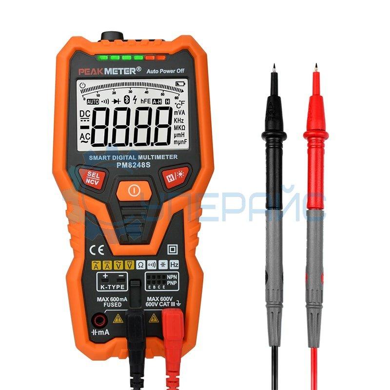 Цифровой мультиметр Peakmeter PM8248S