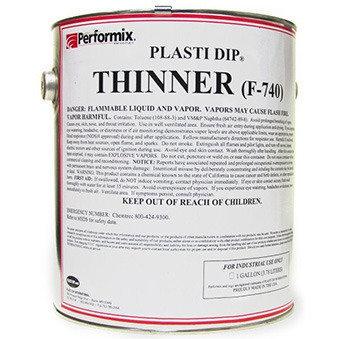 Разбавитель Thinner F-740, 5л.