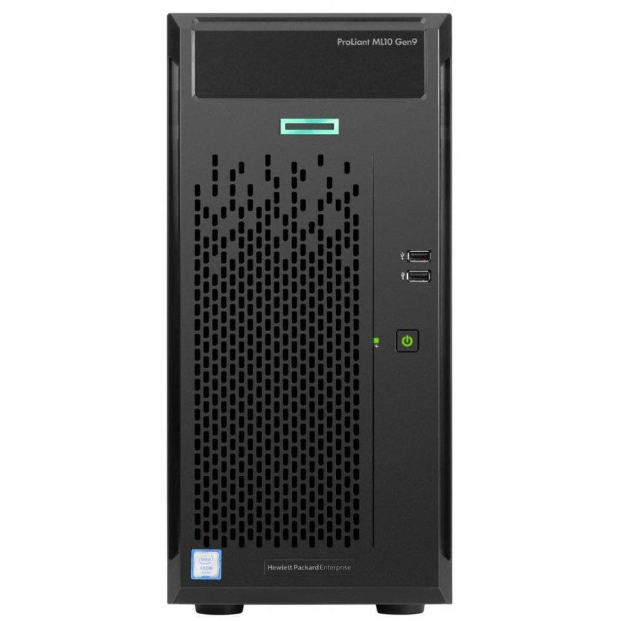 Сервер HP ML10 Gen9