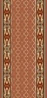 Люберецкие ковры Ковровая дорожка Милана 167-40 1.5x30 м.