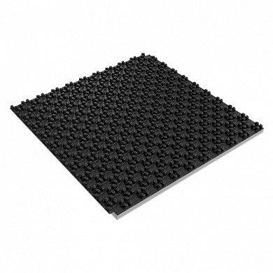 Плита теплоизоляционная Energofloor Pipelock толщ. 30мм, шир. 1,1м