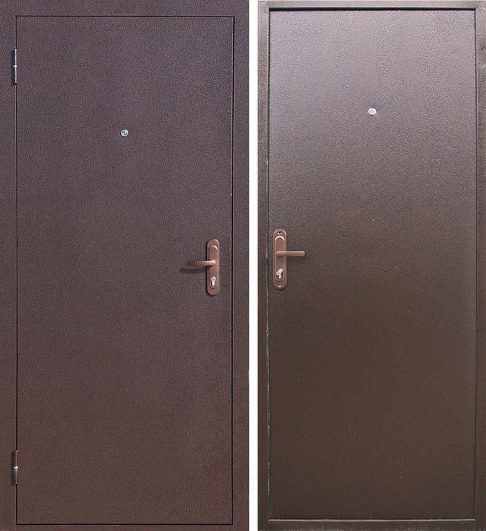 Входная металлическая дверь Стройгост 5-1 металл