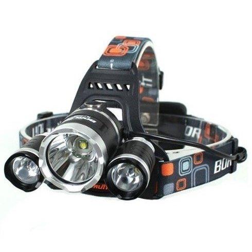 Налобный Фонарь High Power Headlamp Plus Zoom