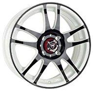 NZ Wheels F-45 7x17 5x114.3 ET 40 Dia 66.1 W+B - фото 1