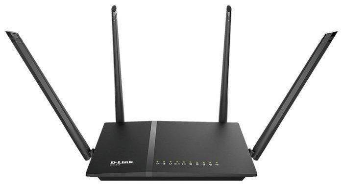 Wi-Fi роутер D-link DIR-815/AC
