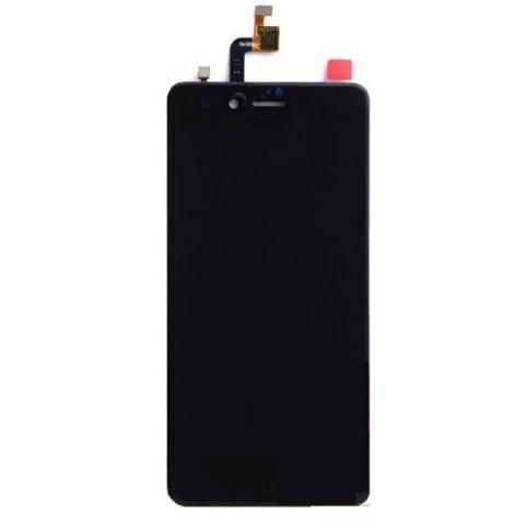 Дисплей для ZTE Nubia Z11 mini с тачскрином (черный)