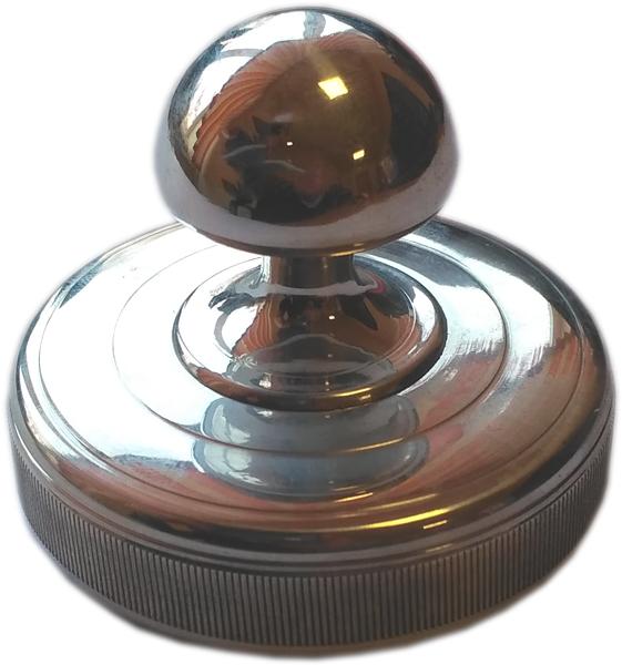 Печать на металлической оснастке (D 43-48 мм)