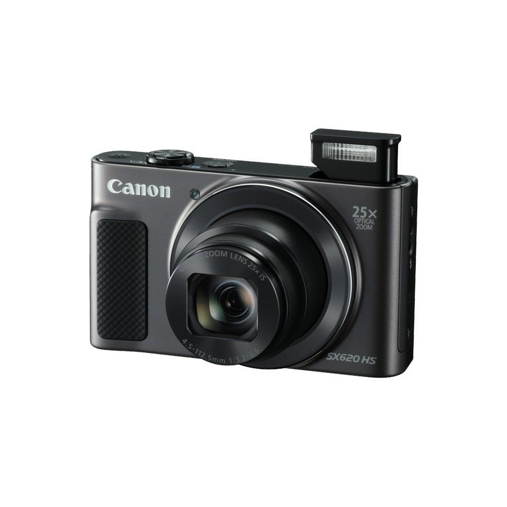 Компактный цифровой фотоаппарат Canon PowerShot SX620 HS ЦФК black