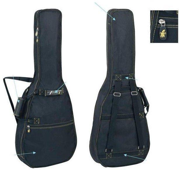 GEWA Turtle Series 100 Acoustic чехол для акустической гитары, водоустойчивый