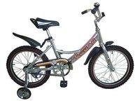 Велосипед Детский двухколесный велосипед Jaguar MS-A182 Alu серебро