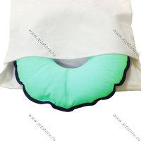 Подушки от пролежней АльцФикс Подкладной круг под копчик из ткани (на вес 70-150 кг)