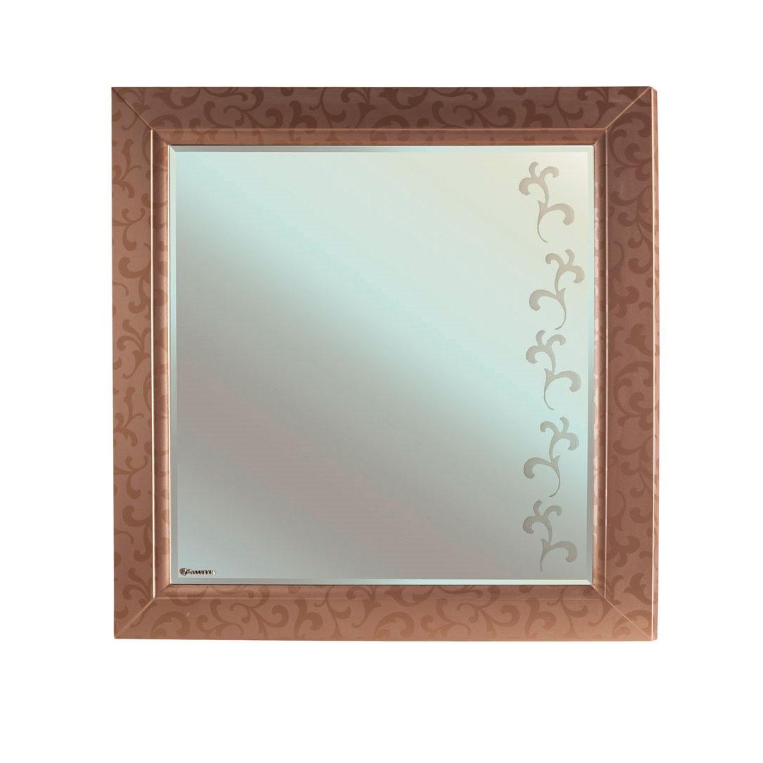 Зеркало Bellezza Маргарита 85 см бронза 4612814000136