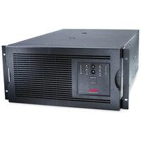 ИБП APC by Schneider Electric - Smart-UPS, SUA5000RMI5U, 5000VA/4000W, Line-Interactive, in (230V IEC-309 1P+N+E ), out (8xIEC-C320 C13 2xIEC-C320 C19), Hot Swap User Replaceable Batteries, Rack/Tower, 5U, RM, цвет Чёрный