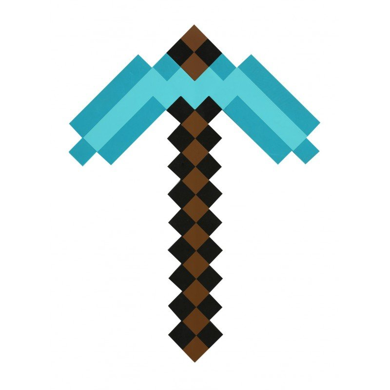 Картинка кирка и мечом