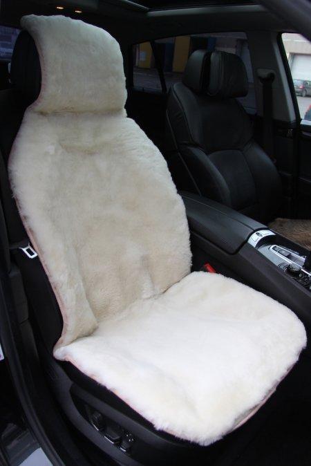 Autoprofi накидки из натуральной овчины lambskin