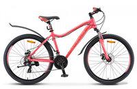 Велосипеды Женские Stels Miss 6000 MD 26 V010 (2018) Красный 17 ростовка