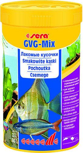 Универсальный корм для рыб SERA GVG-mix 250 мл, 60 г (S0350)