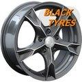 Диск колесный LS Wheels 112 6x15/5x114.3 D73.1 ET52.5 FGMF - фото 1