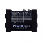 Директ бокс NUX PMS-2 MIDI Switcher