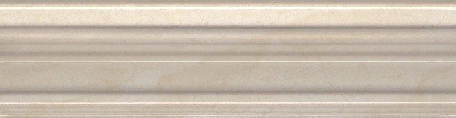 Керамическая плитка Kerama Marazzi Багет Формиелло Беж BLB015 Бордюр 20х5х6,9