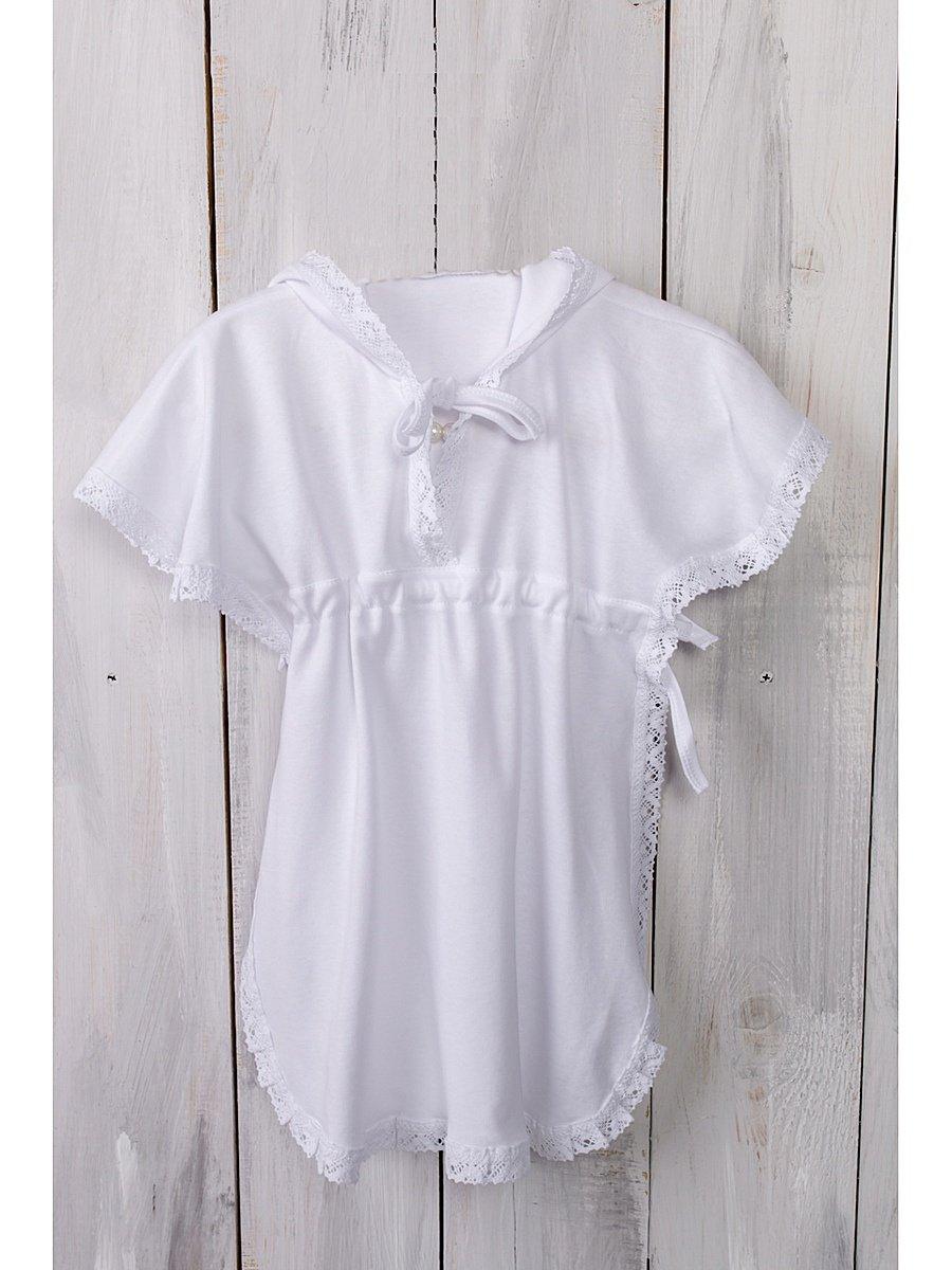 Рубашка для малыша MilleFaMille 2301-08в/белый
