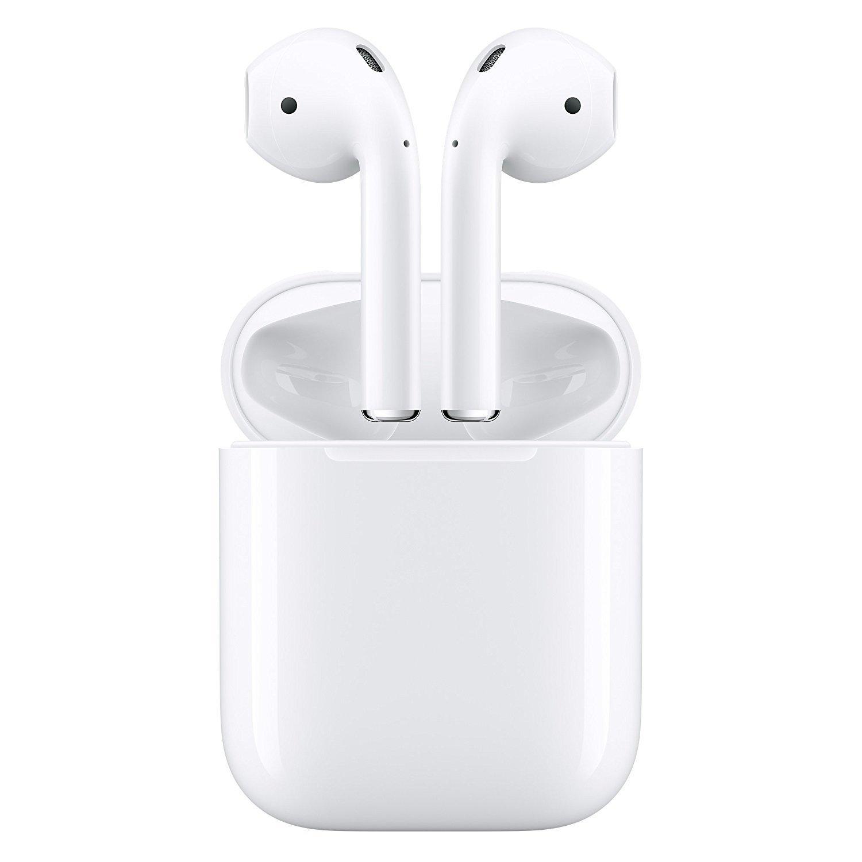 Apple AirPods MMEF2 – беспроводные наушники