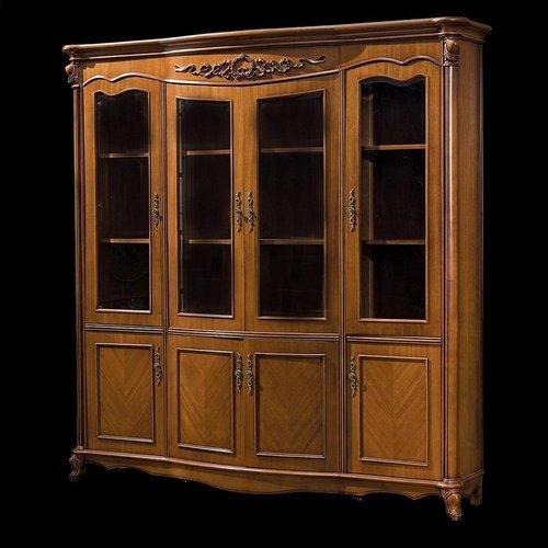 Шкаф книжный (4-х дверный) Kurcir Carpenter 230-1 2617000