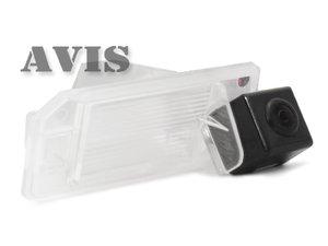 CCD штатная камера заднего вида AVIS AVS321CPR (#056) для CITROEN C4 AIRCROSS
