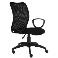 Кресло компьютерное Бюрократ CH-599AXSN/TW-11 Black
