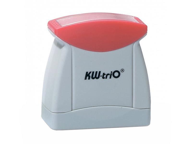 Штамп KW-trio 12009 со стандартным словом КОНФИДЕНЦИАЛЬНО пластик цвет печати ассорти