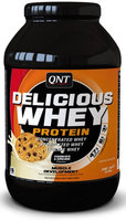 Qnt Delicious Whey Protein (2,2 кг) Ваниль