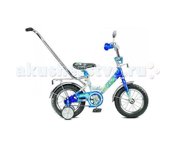 Велосипед двухколесный Stels Magic 12 (2015) Синий/Белый