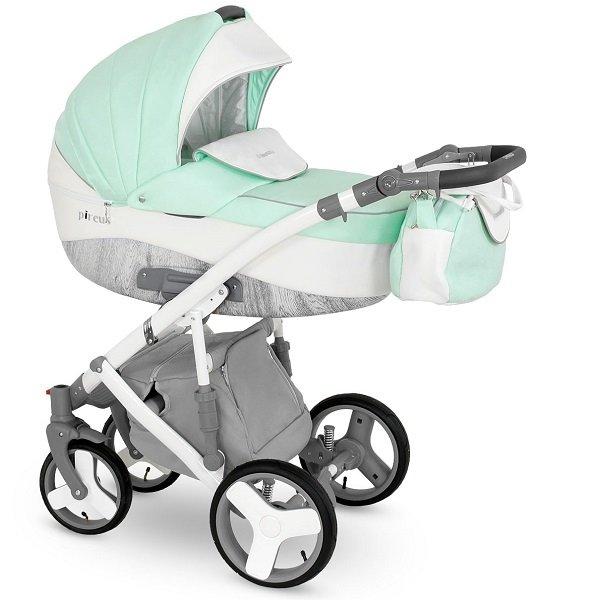 Детская коляска Camarelo Pireus New 2 в 1 (PI-3)