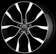 Колесный диск (литой) Mak Koln 9.5x21/5x112.00 D66.60 ET56 Black Mirror - фото 1