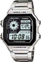 Японские наручные часы Casio Collection AE-1200WHD-1A