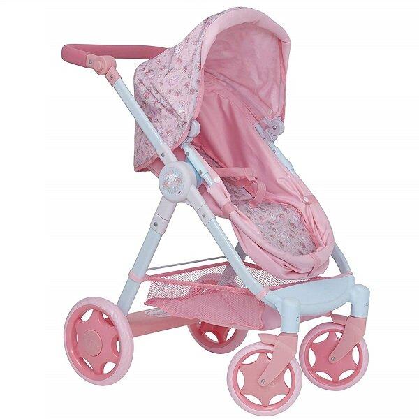 Коляски для кукол Zapf Creation Baby Annabell 1423556 Коляска многофункциональная (стульчик, качели, кресло)