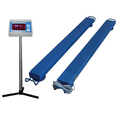 Весы стержневые ВСП4-3000С 1300х100х2